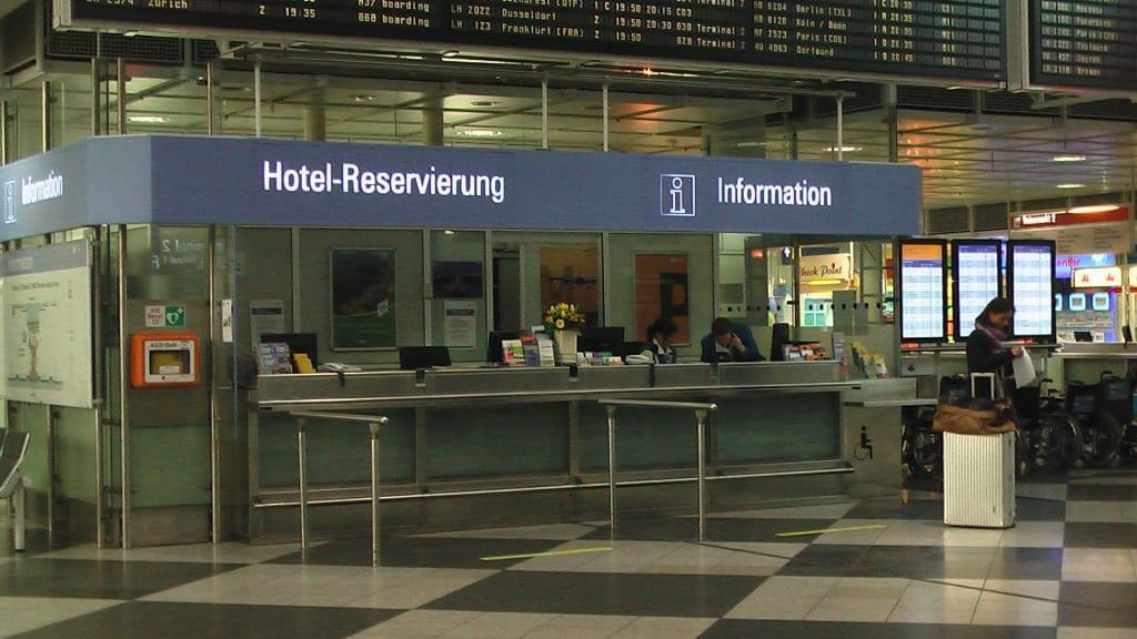 information flughafen münchen