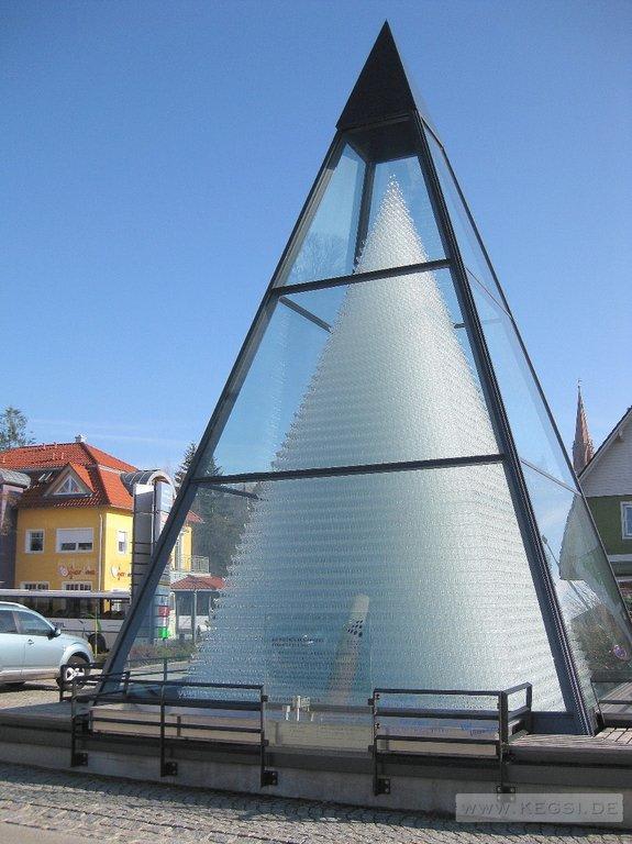 Schott zwiesel glaspyramide