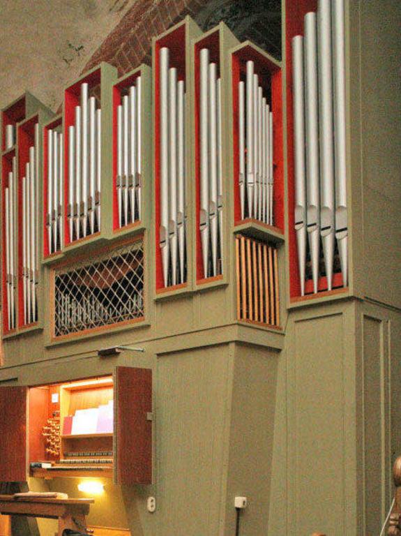 Orgel Bilder Tempel/Kirche/Grabmal Pfarrkirche St. Marien