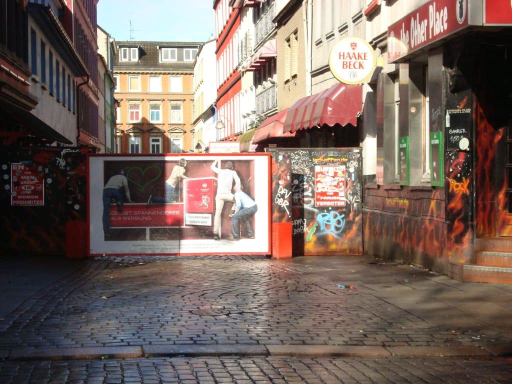 Herbertstraße Hamburg Frauen