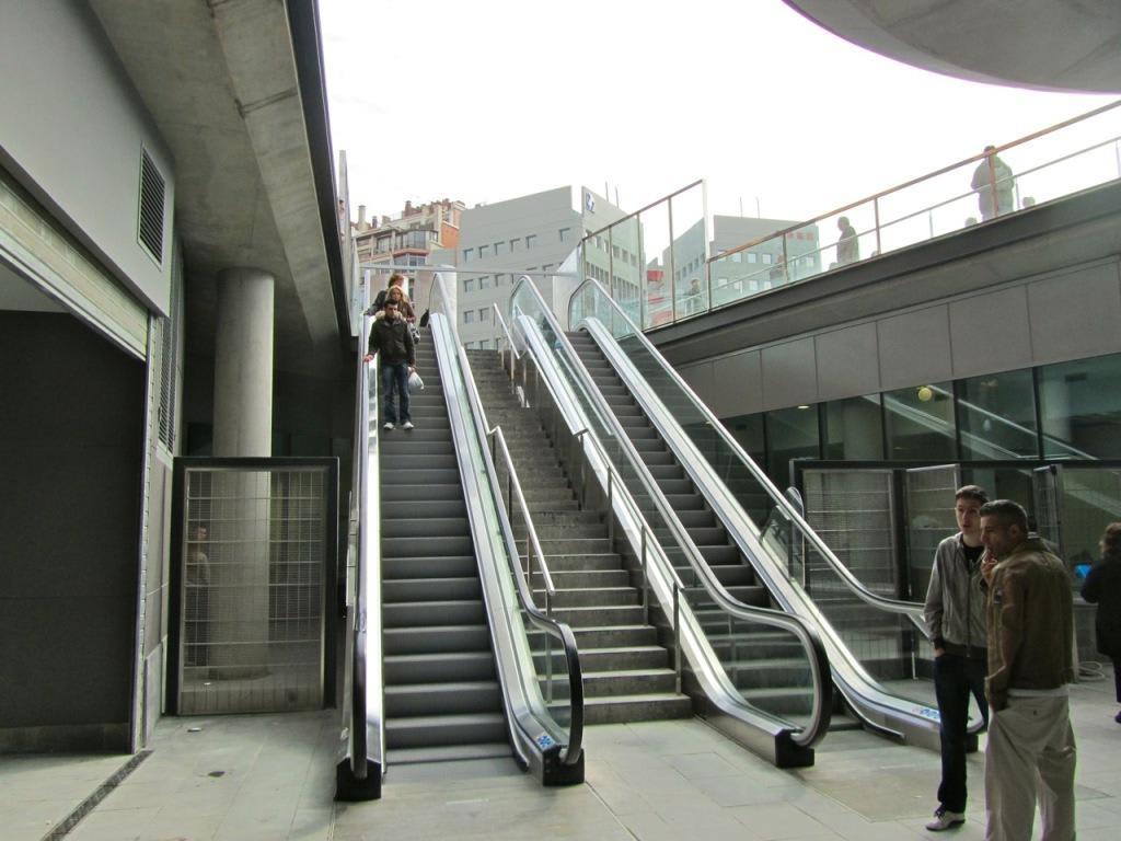 Fotos Escaleras Mecanicas Escaleras Mecánicas