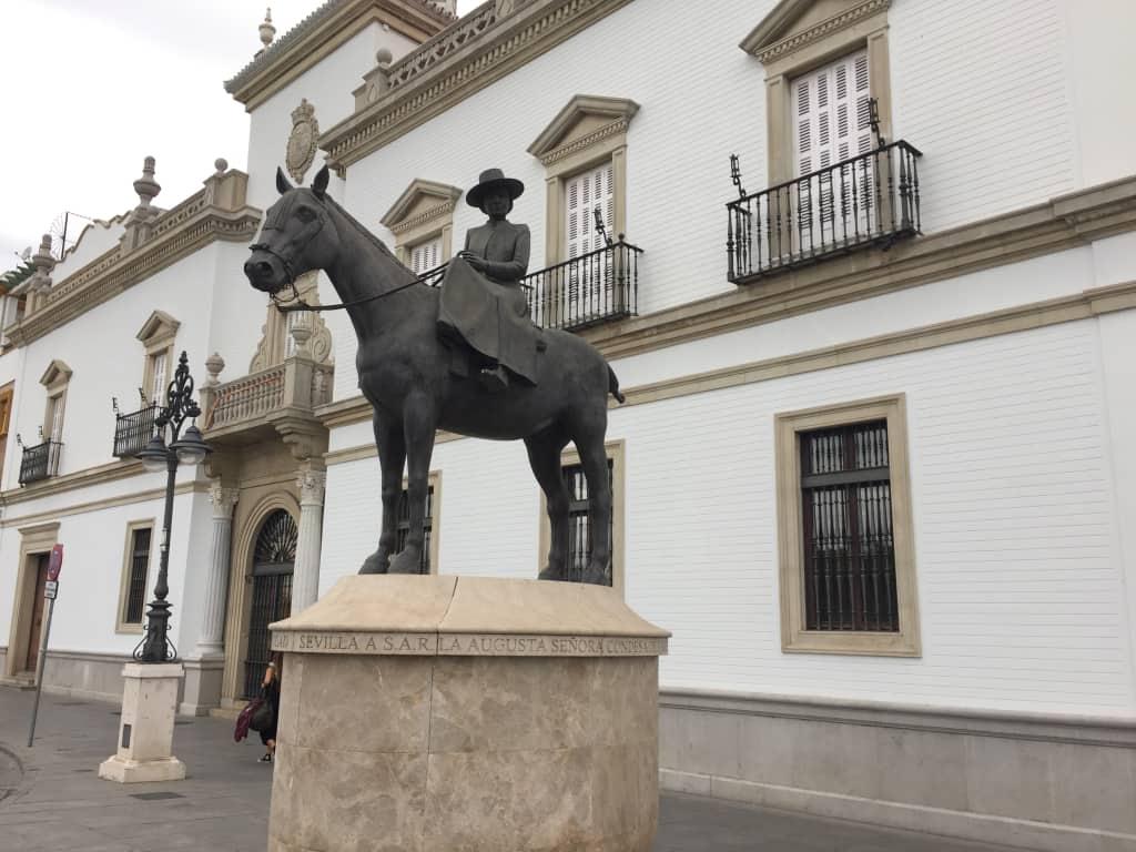 Bild Plaza De Toros Zu Plaza De Toros De La Maestranza