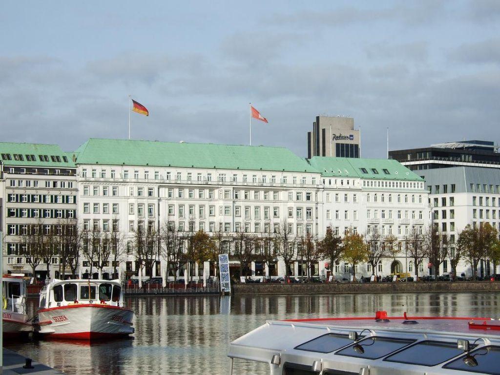 Jahreszeiten Hotel Hamburg Hotel Vier Jahreszeiten in