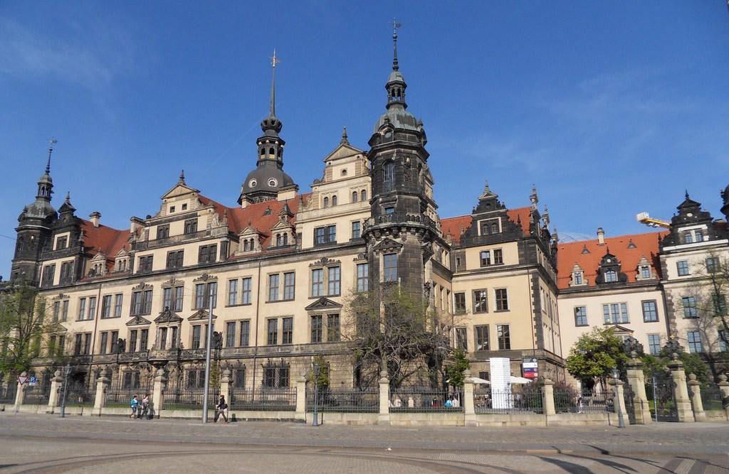 Bild dresden altstadt zu altstadt dresden in dresden for Dresden altstadt hotel