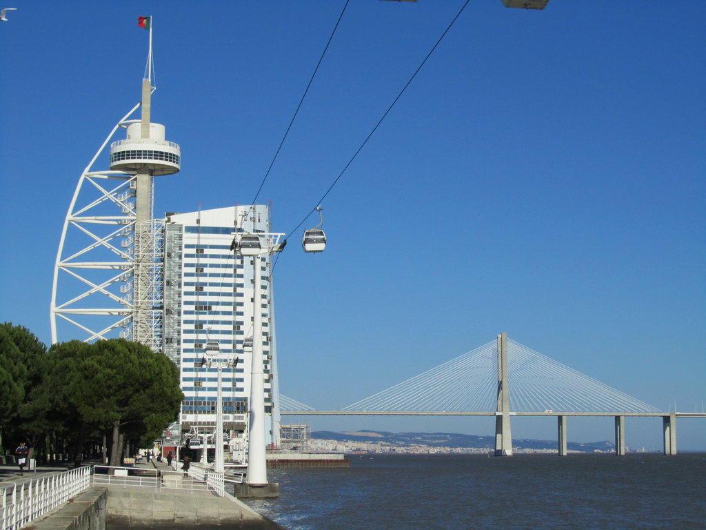 Hotel Real Parque Lissabon Bewertung