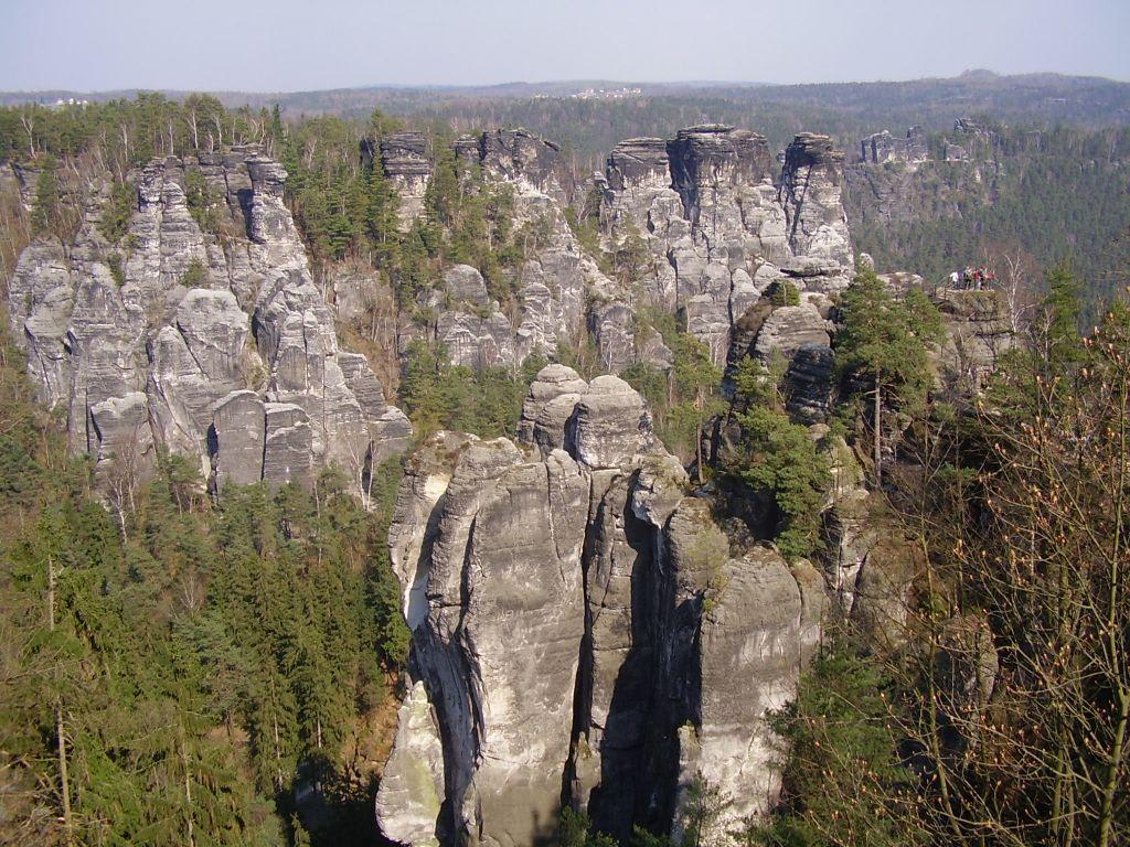 Bild Elbsandsteingebirge / Säsische Schweiz zu