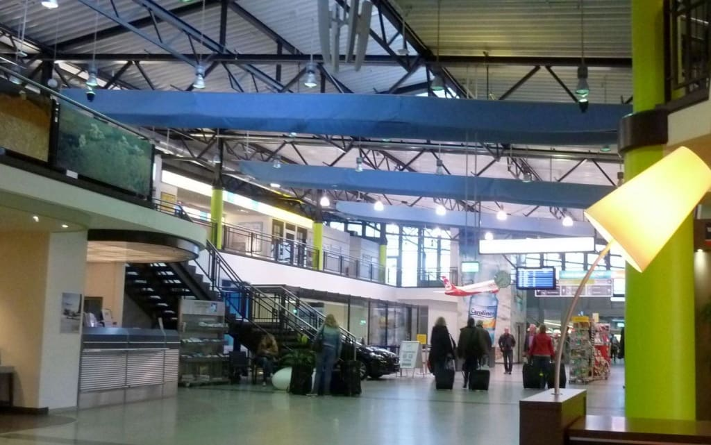 Ankunft Paderborn