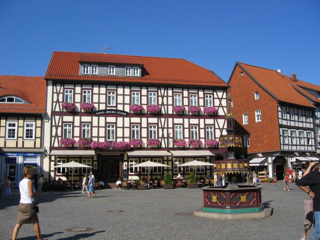 Hotel Mit Wellness In Wernigerode