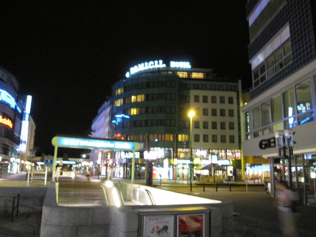 Berlin Hotel Domicil