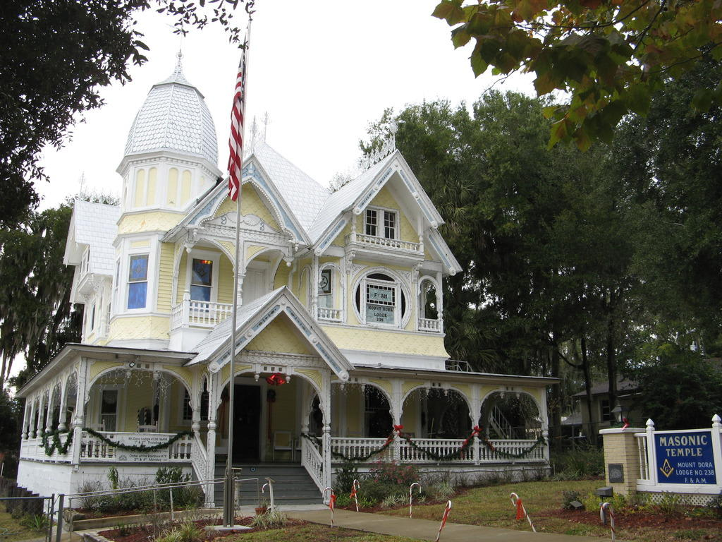 Bild john p donnelly house in mount dora florida zu for Donnelly house