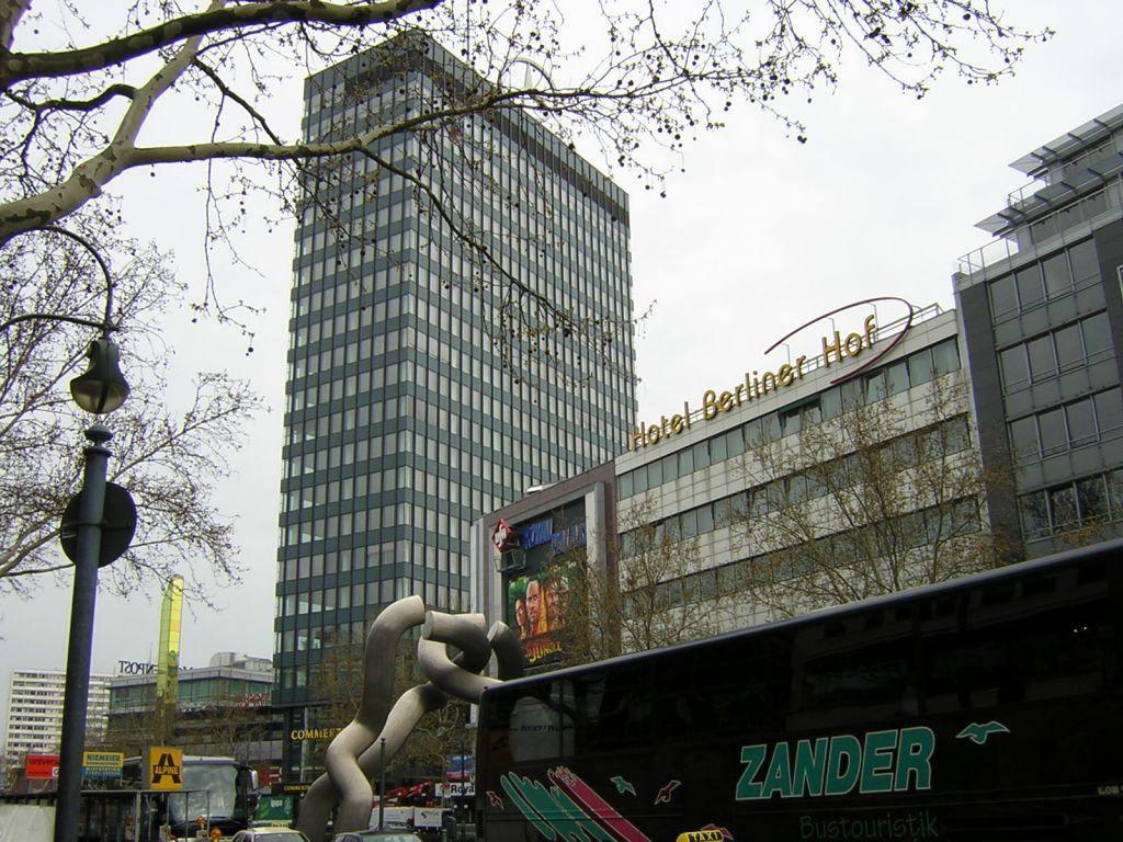 Hotel Berliner Hof Berlin Holidaycheck