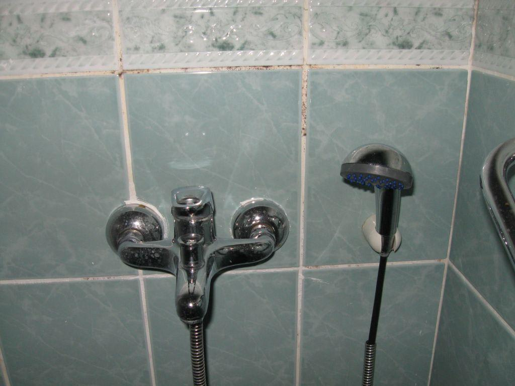 "Mobile Dusche Behindertengerecht : Bild ""Dusche inkl Schimmel 2"" zu Avena Resort & Spa in Alanya"