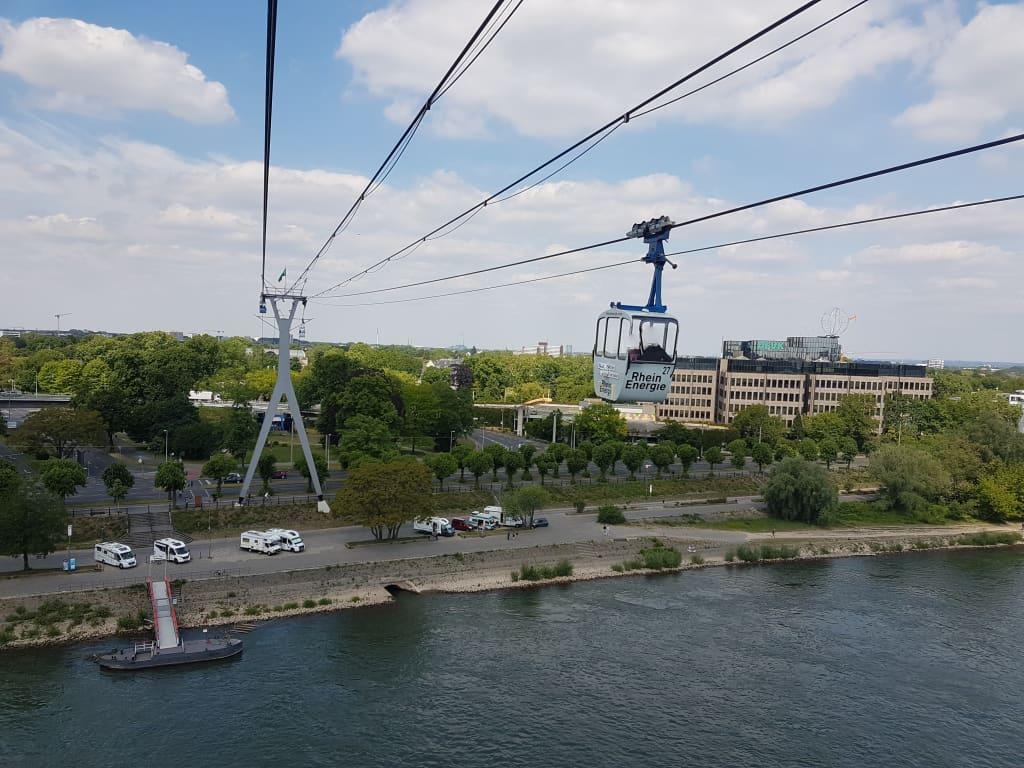 Köln Seilbahn öffnungszeiten