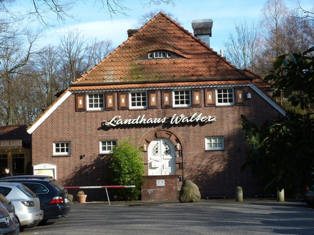 Bild Landhaus Walter zu Stadtpark in Hamburg
