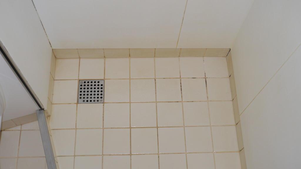 bild schimmel in der dusche zu msc musica in. Black Bedroom Furniture Sets. Home Design Ideas