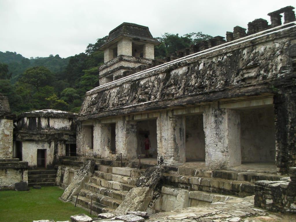 pyramiden maya