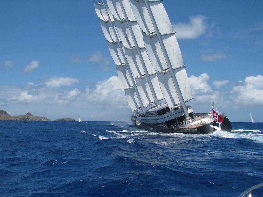 malteser falke schiff