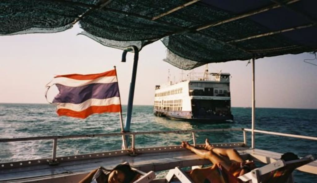 Ship/Boat/Ferry