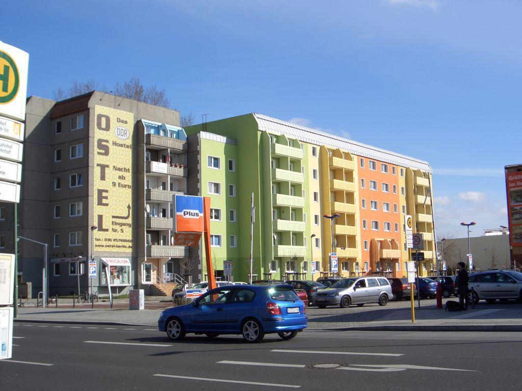 Ddr Hotel Berlin Ostbahnhof
