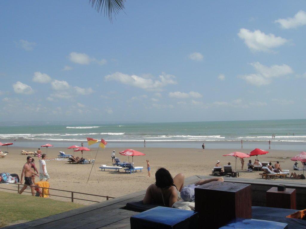 Near the beach of Royal-Kudeta