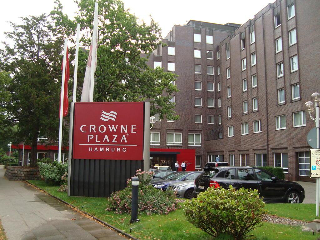 Hamburg Crown Plaza Hotel