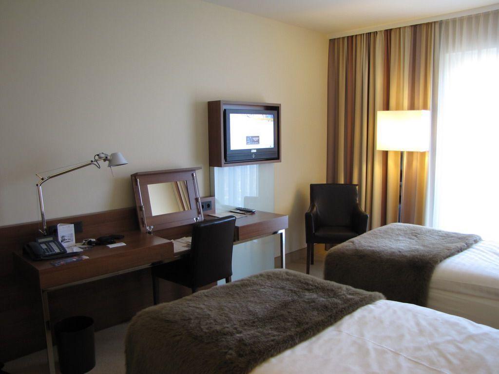 Hotel Lindner Am Michel Parken