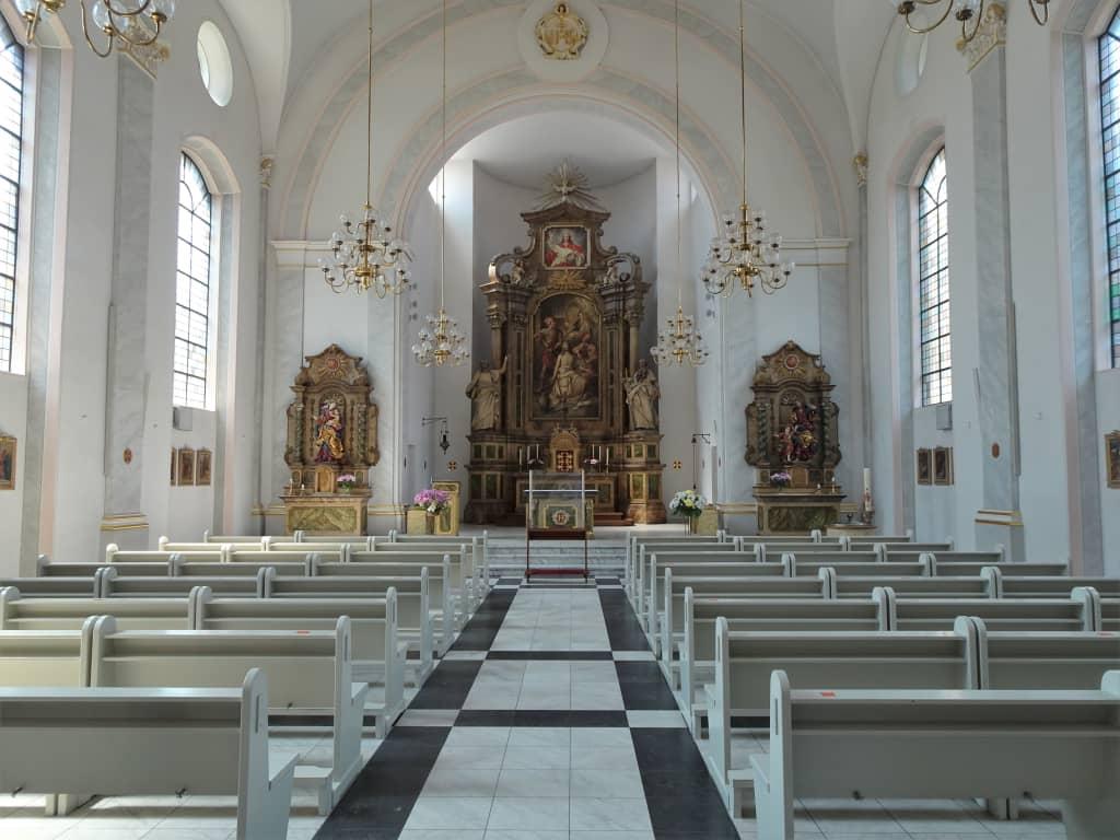 Katholische Kirche Hamburg Altona