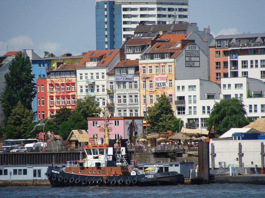 Hafenstraße Hamburg