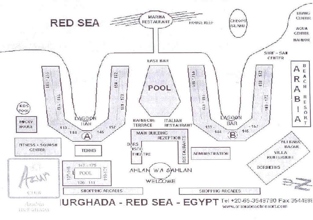 Arabella Beach Resort Hurghada Windsurfen