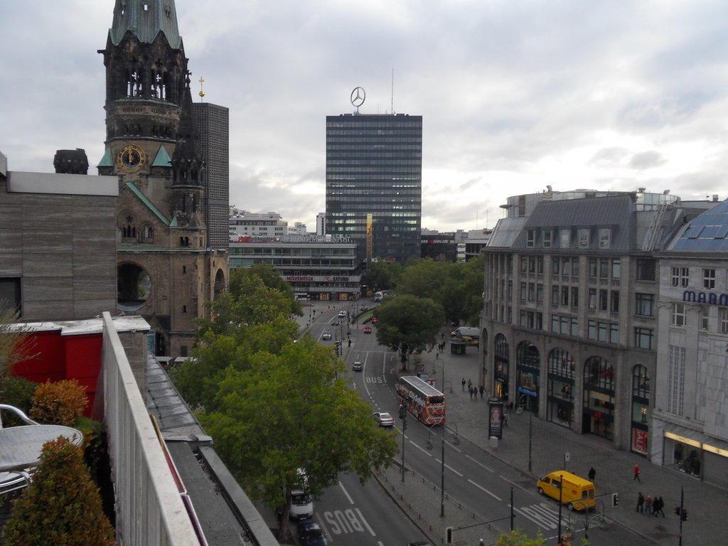 hotel boulevard berlin: