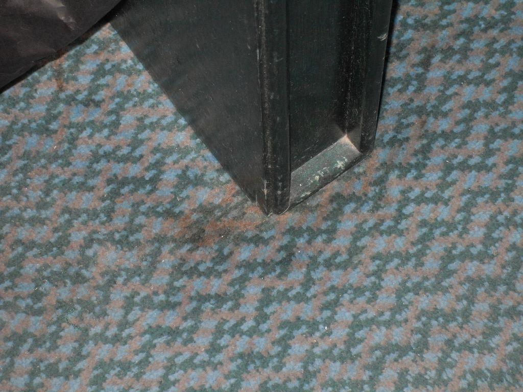 Bild Sandiger alter Teppich zu Hotel Sunnydays L