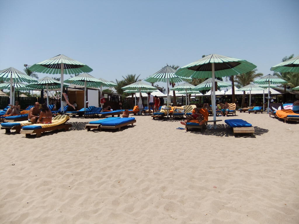 """Bild """"Strand beim Ghazala Beach"""" zu Hotel Ghazala Gardens ..."""