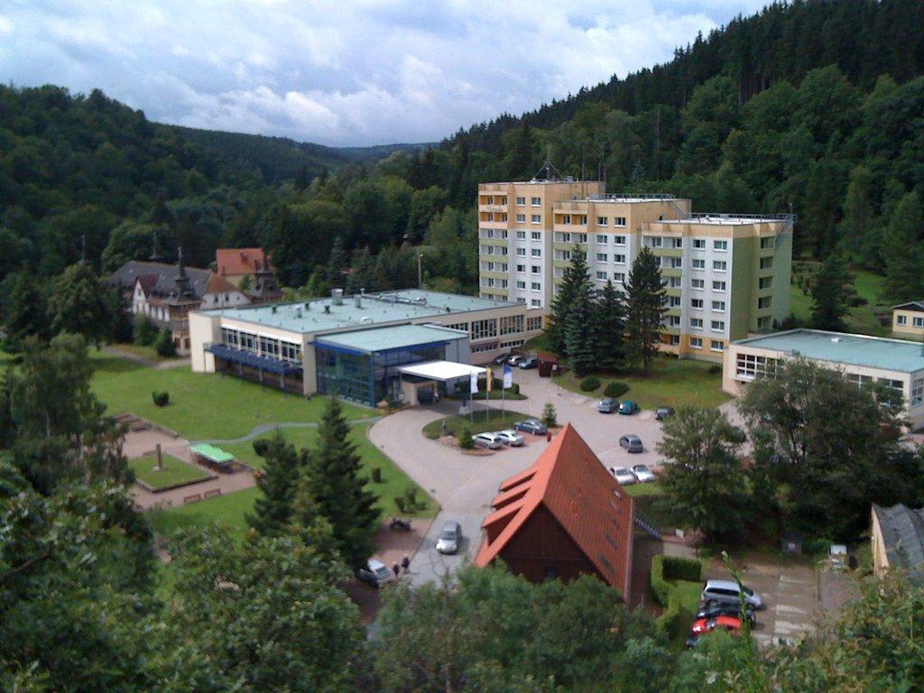 Morada Hotel Alexisbad Bewertung
