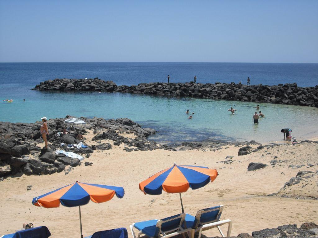Bild Quot Quot Playa De Jablillo Quot Quot Zu Allsun Hotel Albatros In