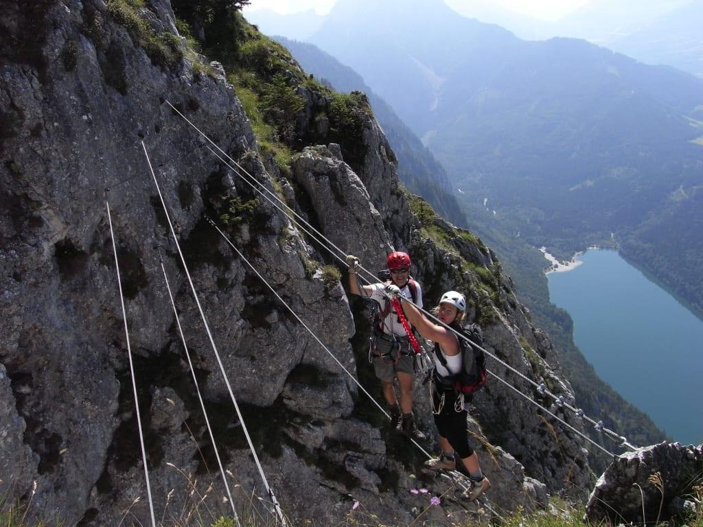 Klettersteig Eisenerz : Fotogalerie tourfotos fotos zur klettersteig tour eisenerzer