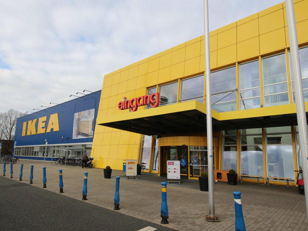 Bild Ikea Außenansicht Süd Zu Ikea Großburgwedel In Großburgwedel