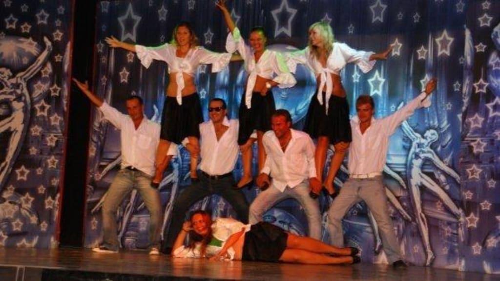 Bild Quot Abendshow Quot Zu Hotel Sailor S Beach Club In Kiris