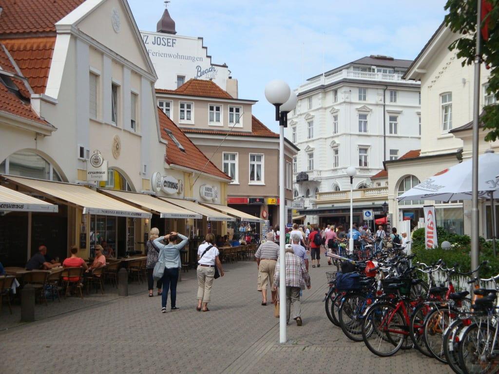 Zentrum Norderney