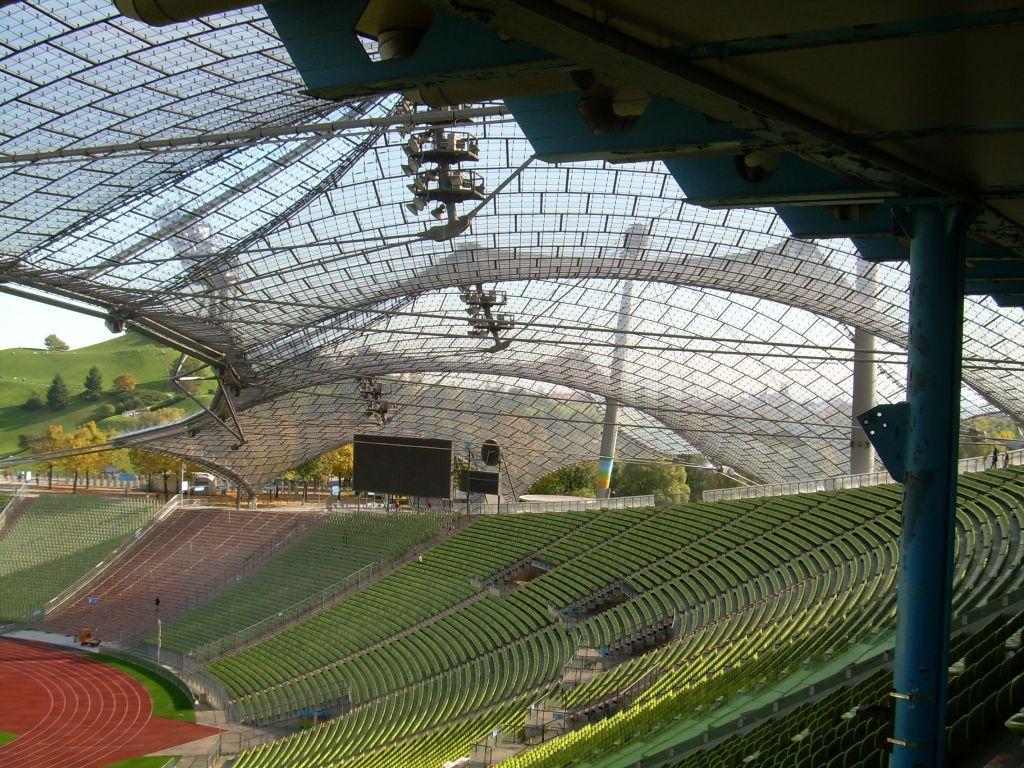 Bild Olympiastadion Munchen Zu Olympiapark In Munchen