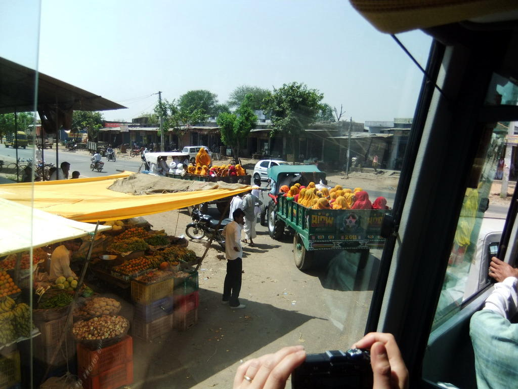 Market/Bazaar/Shopping center