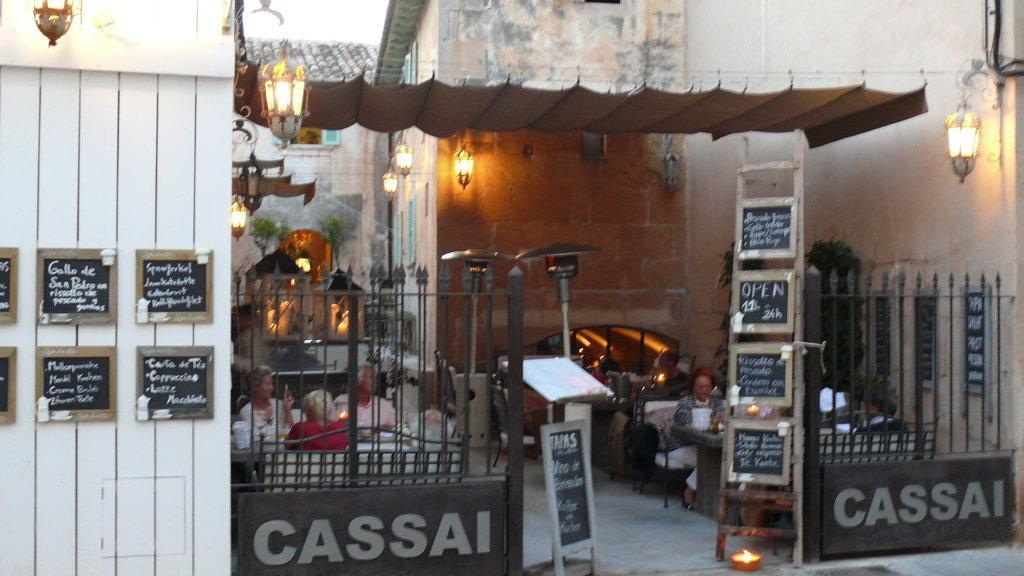 Bild cassai restaurant in ses salines mallorca zu - Cassai ses salines ...