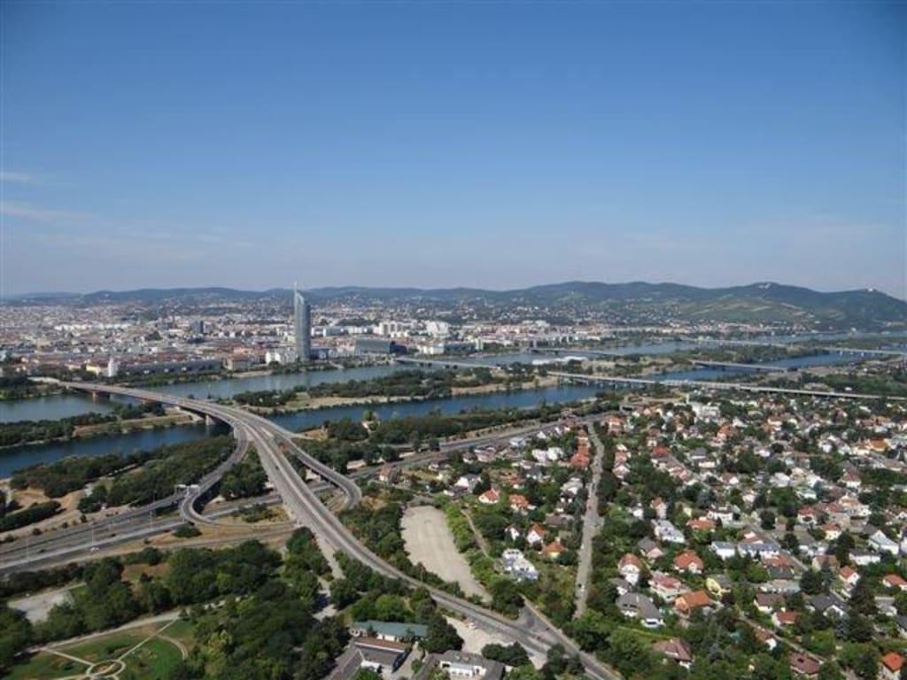 Bilder Ausblick Vom Donauturm Reisetipps