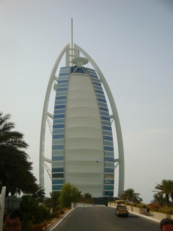 Bild 7 sterne hotel in dubai zu burj al arab in dubai for 7 hotel dubai