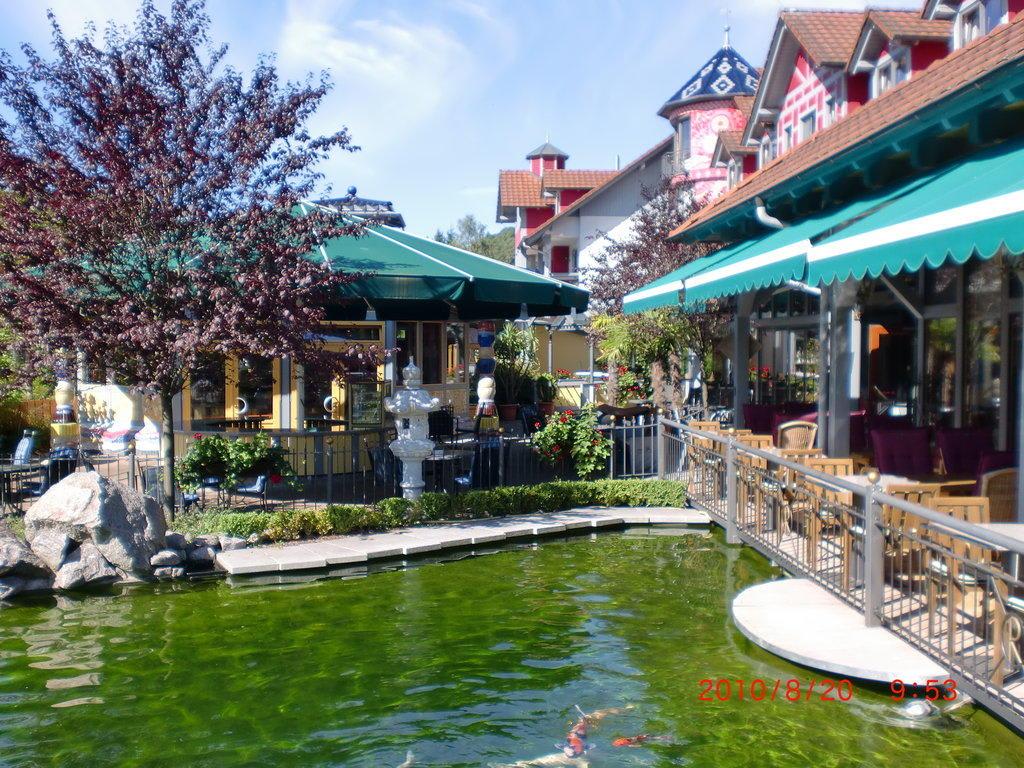 Felsenland Dahn Hotel