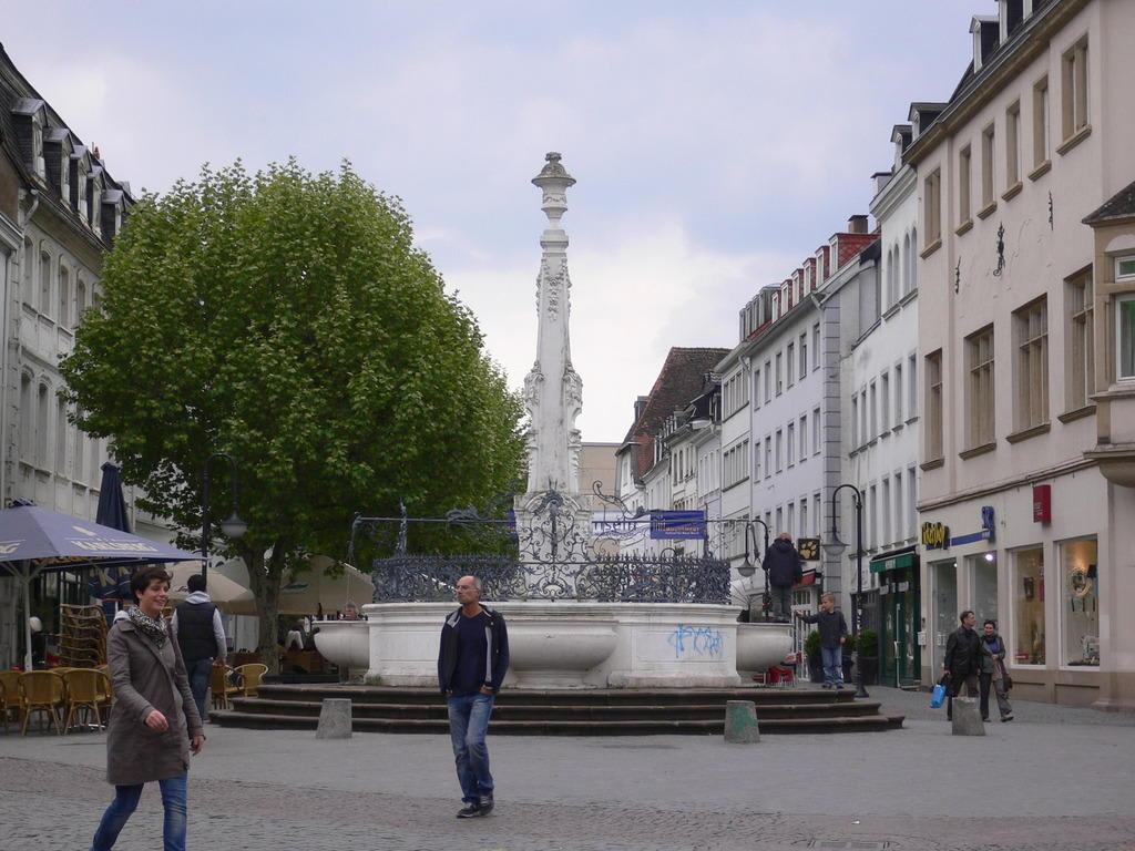 St. Johanner Markt | Landeshauptstadt Saarbrücken