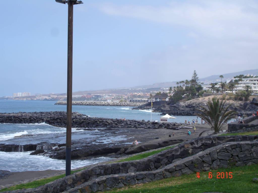 Bild Badebucht In Der Nahe Vom Allsun Hotel Los Hibiscos Zu Strand