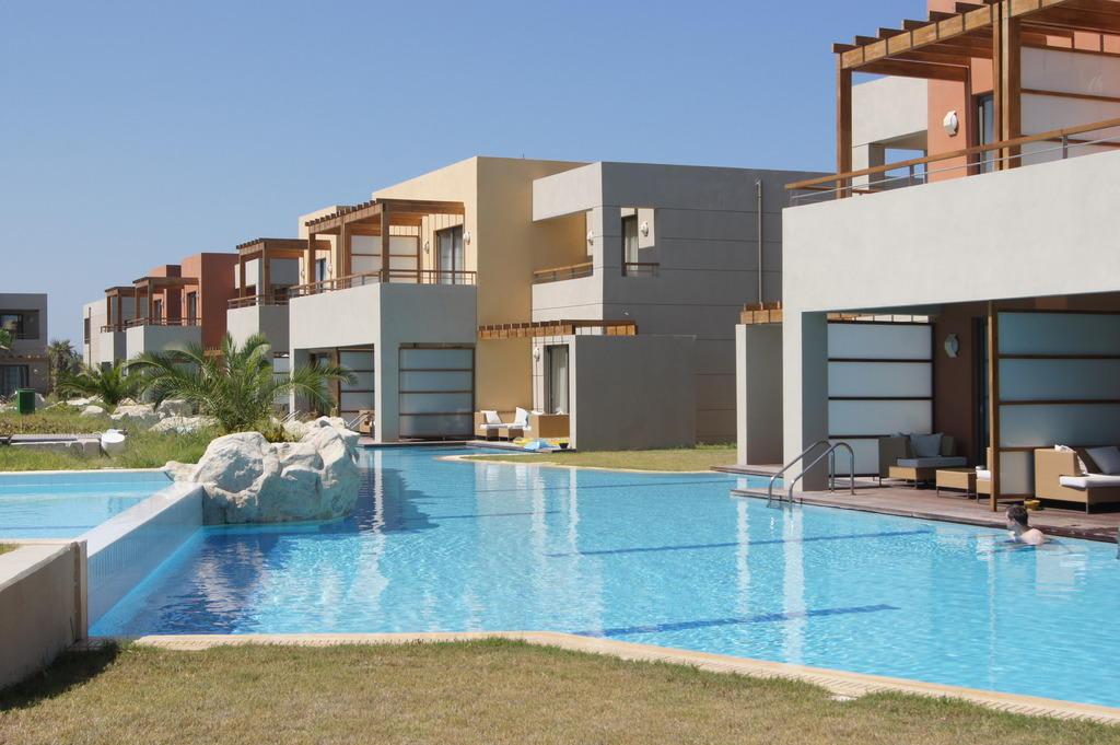Bild die zimmer mit sharing pool zu astir odysseus kos for Design hotels griechenland