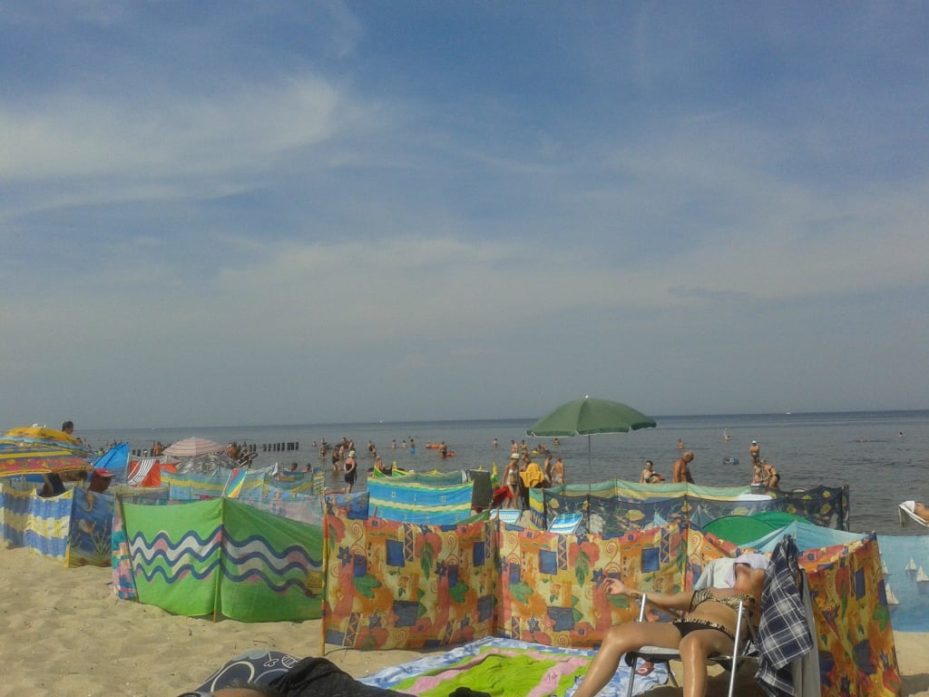 Vakantie aan strand/zee