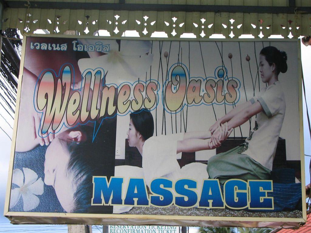 oasis thai thaimassage borlänge