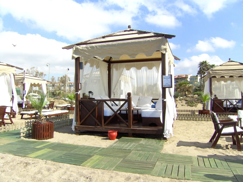 Strandpavillon Bilder Hotel-Strand Limak Arcadia Golf & Sport Resort